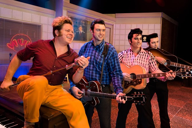 MILLION DOLLAR QUARTET FULL CAST CONFIRMED!