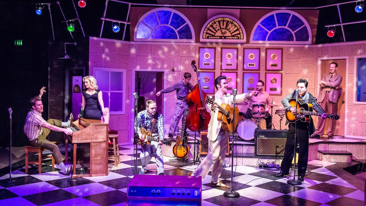 "THE NEW MUSICAL ""MILLION DOLLAR QUARTET"" TO OPEN AT LONDON'S NOEL COWARD THEATRE ON 28 FEBRUARY 2011"